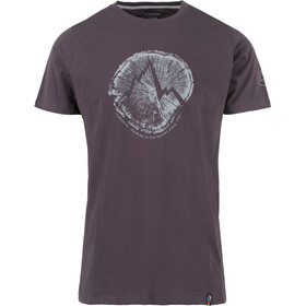 La Sportiva Cross Section - T-shirt manches courtes Homme - gris